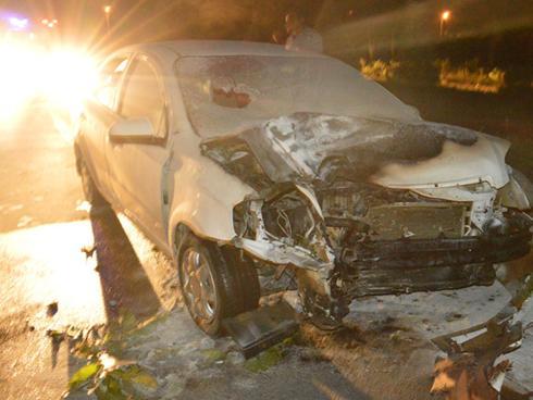 Tin nóng trong ngày 29/6: Phương tiện bốc cháy sau tai nạn, người đàn ông tử vong thương tâm