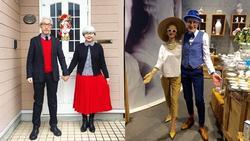 10 cặp vợ chồng già khiến giới trẻ phải ngả mũ vì... 'chịu chơi'