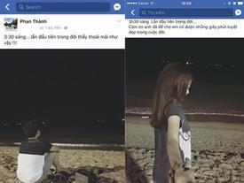 Xuất hiện cô gái được cho là 'tình mới' của thiếu gia Phan Thành