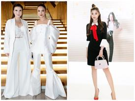 Có đến hai mỹ nhân tự tin mặc 'hàng nhái' lên thảm đỏ Elle Style Award, và đó là...