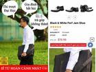 Đại gia Cao Toàn Mỹ diện giầy 1,6 triệu đến tòa khiến các shop online được 'mùa gặt hái'