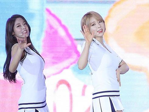 Sau Choa, nhóm nhạc nữ AOA có nguy cơ mất Seolhyun