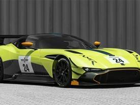 Aston Martin Vulcan AMR Pro - siêu xe 804 mã lực, giới hạn 24 chiếc