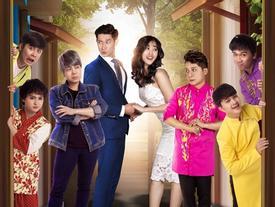 Dàn sao Việt không tiếc lời khen ngợi phim 'Xóm Trọ 3D'