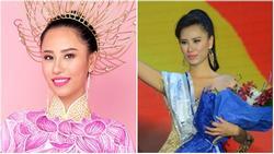 Huỳnh Yến Nhi đăng quang Á hậu 1 cuộc thi Hoa hậu Hữu nghị ASEAN 2017