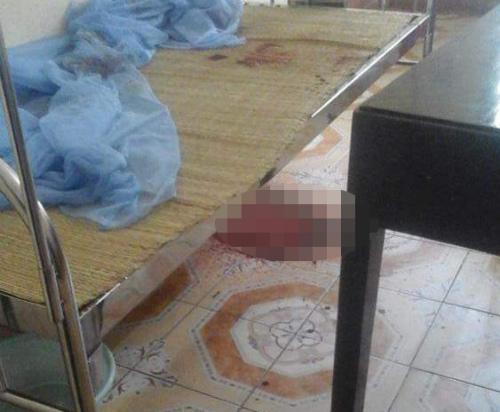 """Cảnh sát hình sự bị giết dã man vì """"vụng trộm"""" với vợ hung thủ"""