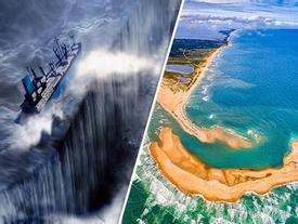 Hòn đảo bí ẩn mọc lên giữa Tam giác quỷ Bermuda