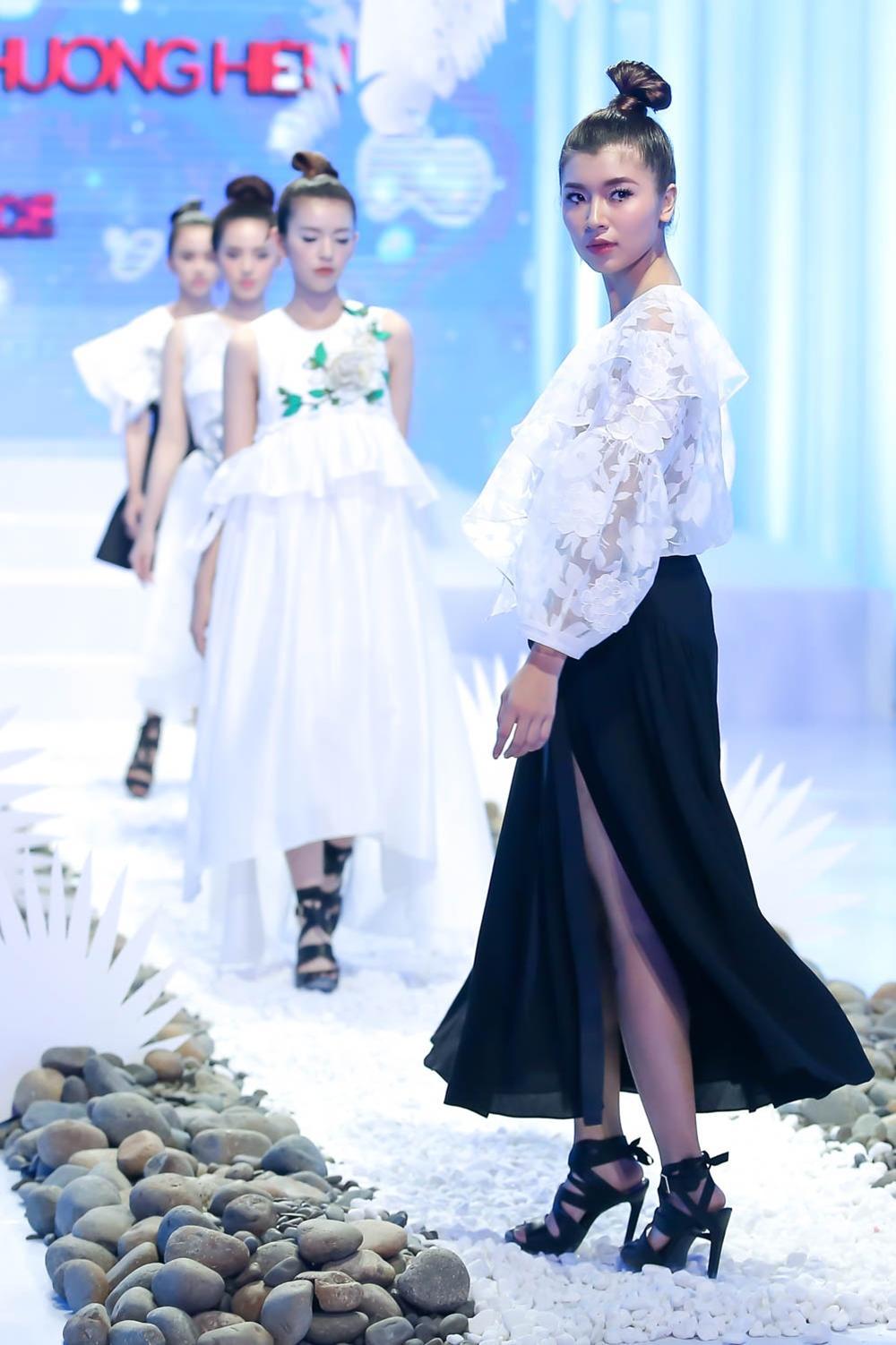 Clip cover 'Là con gái phải xinh' của Đồng Ánh Quỳnh hot hơn cả MV top 10 'The Face' -6