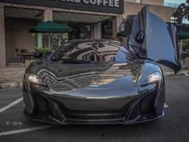 Cường 'Đô La' đổi màu sơn siêu xe McLaren 650S Spider từng thuộc của Minh 'Nhựa'