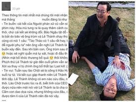 Lộ hình ảnh ông trùm Phan Quân bắn chết Lê Thành trong 'Người phán xử'