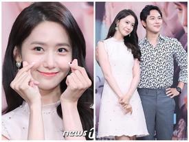Yoona đẹp rạng rỡ như công chúa, sánh vai với 'hoàng tử' Im Siwan
