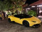 Lamborghini Huracan độ Hamann, biển 'tứ quý' 8 xuất hiện tại Huế