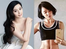 Mỹ nhân Hoa ngữ tiết lộ chế độ tập luyện, ăn uống giảm cân đầy vất vả