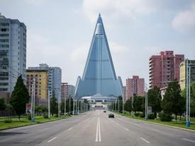 Quy hoạch và kiến trúc hoành tráng của thủ đô Triều Tiên