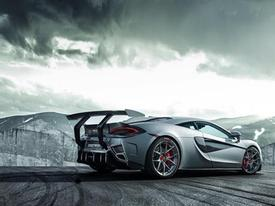 """McLaren 570S từng thuộc sở hữu của Cường 'Đô La' tiếp tục được độ """"khủng"""""""