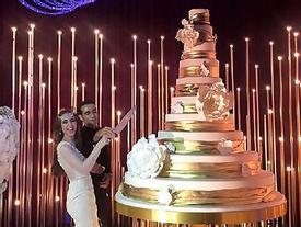 Đại gia Nga chi 240 tỷ đồng tổ chức 'siêu' đám cưới cho con gái
