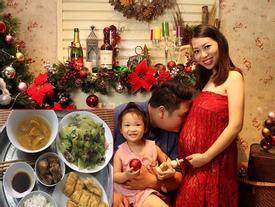 Anh chàng nặng 120kg nấu trăm món ăn chăm vợ ở cữ tiết lộ bí quyết 'chồng đảm' khiến ai cũng ngưỡng mộ