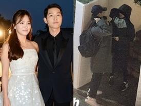 Loạt ảnh chứng minh Song Joong Ki và Song Hye Kyo đã hẹn hò từ lâu