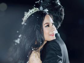 Hậu đám cưới 10 tỷ, cặp đôi Đông Anh tung bộ ảnh cưới lung linh