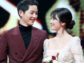 Song Joong Ki và Song Hye Kyo kết hôn: Ai rồi cũng đến lúc tìm bến đỗ bình yên
