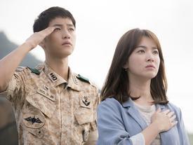 KBS chiếu lại khẩn cấp 'Hậu duệ mặt trời' mừng dịp Song-Song nên đôi!