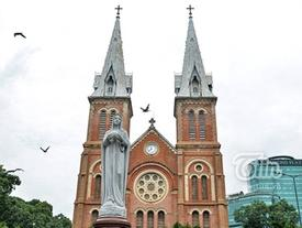 Nhà thờ Đức Bà trùng tu, giới trẻ Sài thành tạm vắng bóng một điểm check-in