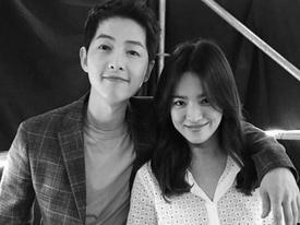 Tin sao Hàn hot nhất 5/7: Song Joong Ki và Song Hye Kyo viết tâm thư sau quyết định kết hôn