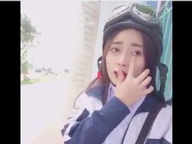 Sự thật về clip cô gái khóc vì lạc đường đang 'sốt' trên mạng