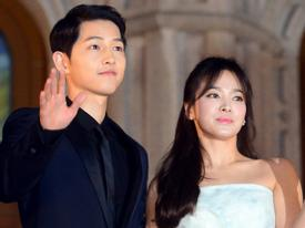 Bố mẹ đều đẹp xuất sắc, con của Song Joong Ki và Song Hye Kyo sau này sẽ như thế nào?
