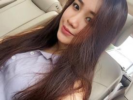 Lộ diện em gái hot girl Lào gốc Việt xinh đẹp không kém cạnh chị gái