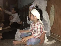 Vụ nam thanh niên bị chém lìa thân thể ở Vĩnh Phúc: Ám ảnh ánh mắt con thơ
