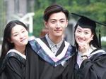 Ngắm ảnh tốt nghiệp của ngôi trường nhiều trai xinh gái đẹp nhất Trung Quốc