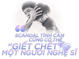 Song Joong Ki - Song Hye Kyo và mối tình chị em không bão tố