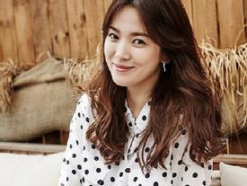 Trẻ đẹp bất chấp tuổi tác, Song Hye Kyo đốn gục trái tim Song Joong Ki là điều đương nhiên!