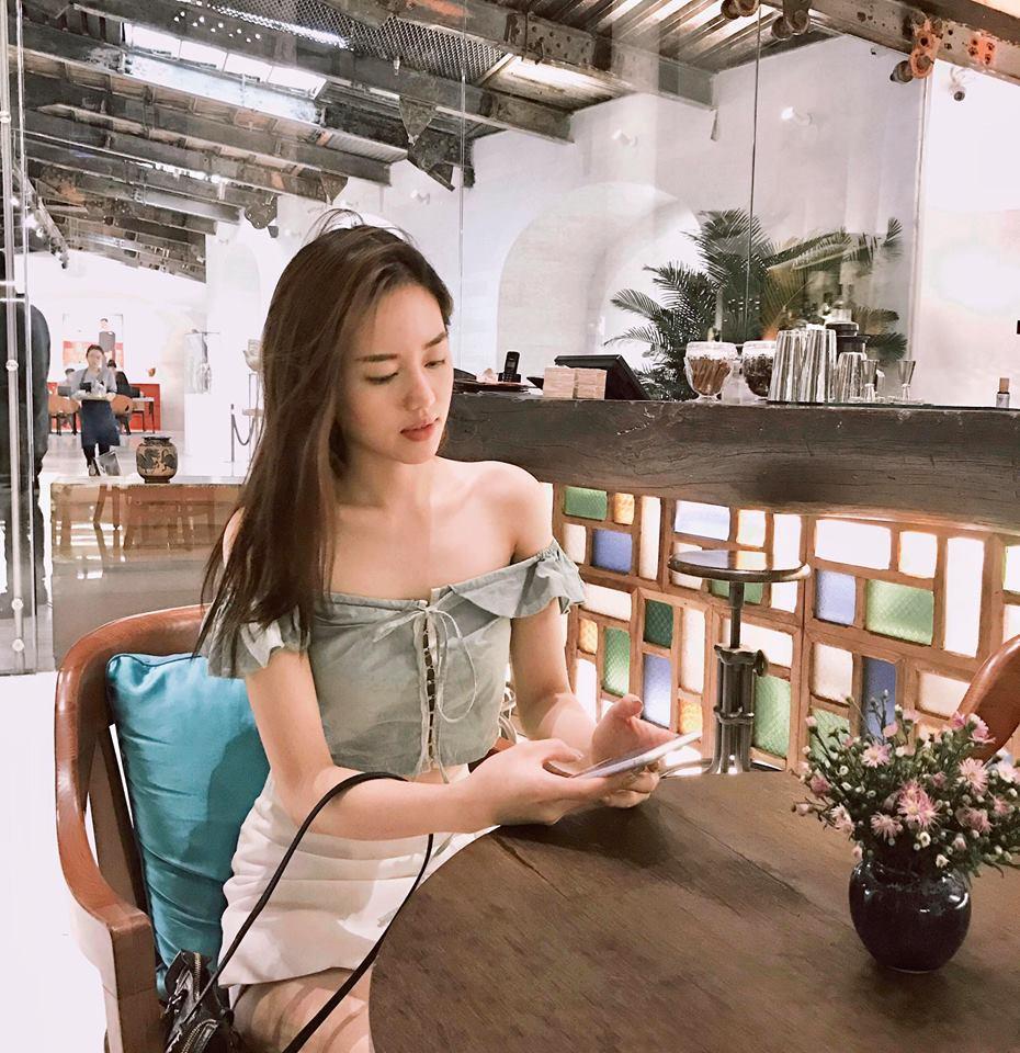 Khánh Linh The Face: gu thời trang street style cực ngọt