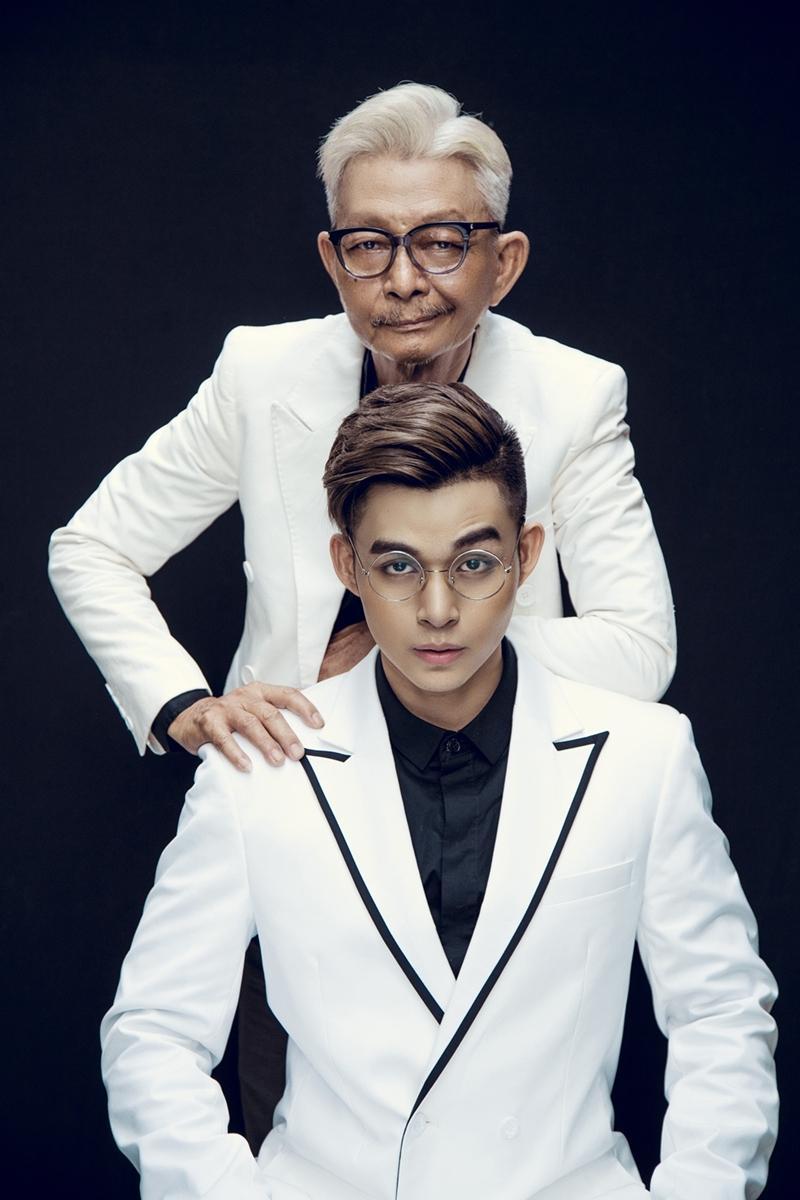Chứng kiến antifan mắng mỏ con trai, bố Jun Phạm không khỏi chạnh lòng -4