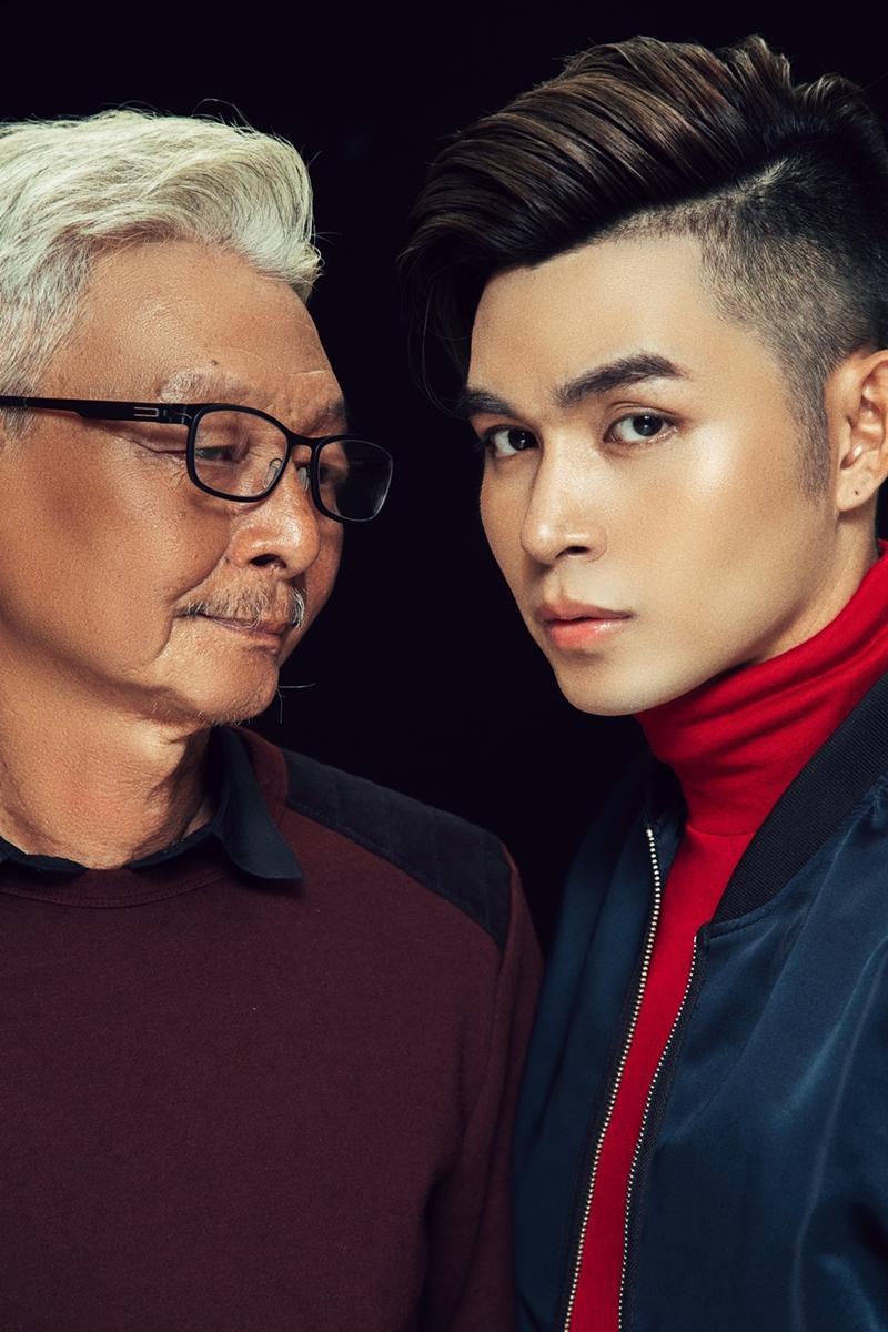 Chứng kiến antifan mắng mỏ con trai, bố Jun Phạm không khỏi chạnh lòng -6