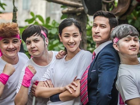 Xóm Trọ 3D - Việt Hương Bản Đẹp Chiếu Rạp (2017)