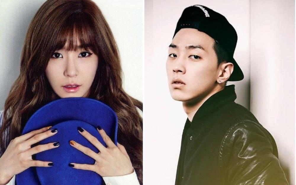 Tin sao Hàn hot 7/7: SNSD Tiffany phủ nhận hẹn hò -1