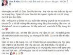 Sau khi sảy thai, hot girl Lâm Á Hân chia sẻ đang mang bầu