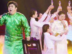 Gia Bảo bị tố bê nguyên tiết mục của nghệ sĩ Thành Lộc lên game show
