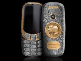 Nokia 3310 phiên bản 'Putin-Trump' có giá 2.500 USD