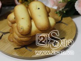 Bánh quy chanh leo kiểu Tây Ban Nha ngon không tả nổi