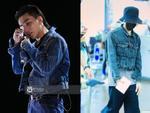 1 món hàng hiệu 2 số phận: G-Dragon thất thểu ở sân bay, Sơn Tùng tự tin trên sân khấu