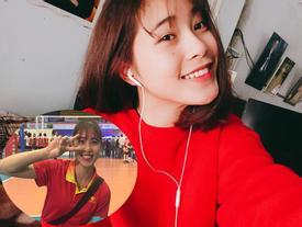 Giới bóng chuyền Việt cũng có hot girl sở hữu nhan sắc 'vạn người mê'