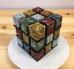Những chiếc bánh bắt mắt thế này chắc chắn sẽ cực thu hút trên mạng xã hội.