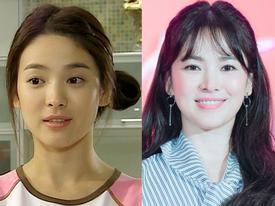 20 năm lăn lộn showbiz, nhan sắc Song Hye Kyo vượt qua mọi bào mòn của thời gian