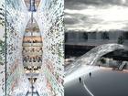 Tròn mắt trước những công trình kiến trúc ấn tượng nhất thế giới năm 2017