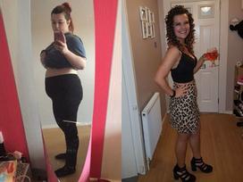 Mẹ đơn thân giảm 50 kg nhờ uống 2 cốc trà xanh mỗi ngày