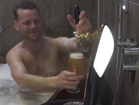 Dịch vụ tắm bia giữ gìn nhan sắc